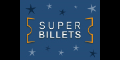 Superbillets coupons + extra cash back